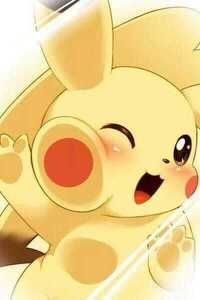 pikachu kawaii picture