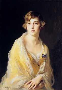 Description de l'image The Infanta doña Beatriz de Borbón y Battenberg; daughter of Alfonso XIII.jpg.