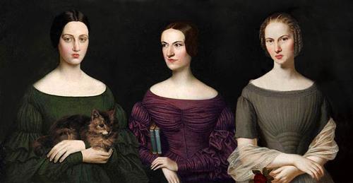 07 - Autres portraits en peinture et en triple, au féminin