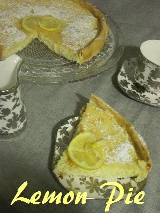 Lemon Pie Mascarponé