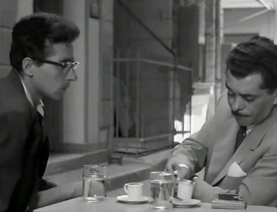 Jimmy le tigre, un film court de Pantelis Voulgaris * Ο Τζίμης ο Τίγρης (1966)