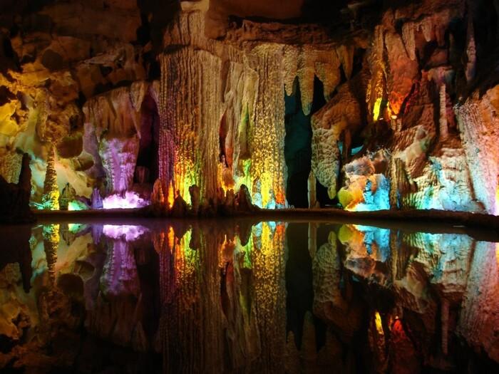 Visite  Grottes Les Plus Spectaculaires Du Monde.