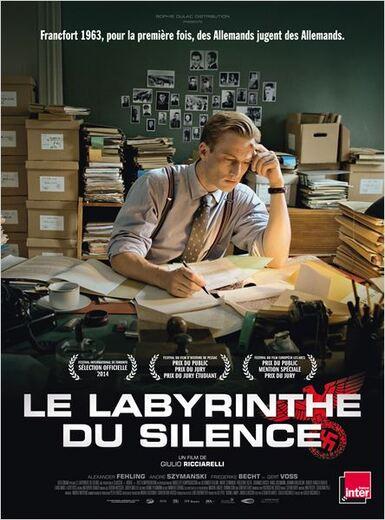 Avant-première gratuite Le labyrinthe du silence Cry7m8rQlEABCR8z08I3X2-XkSM@385x520