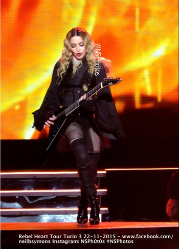 Rebel Heart Tour - 2015 11 22 - Torino, (6)