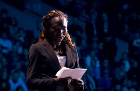 Appel de la jeune athlète sud-soudanaise Rose Lokonyen, capture CTV