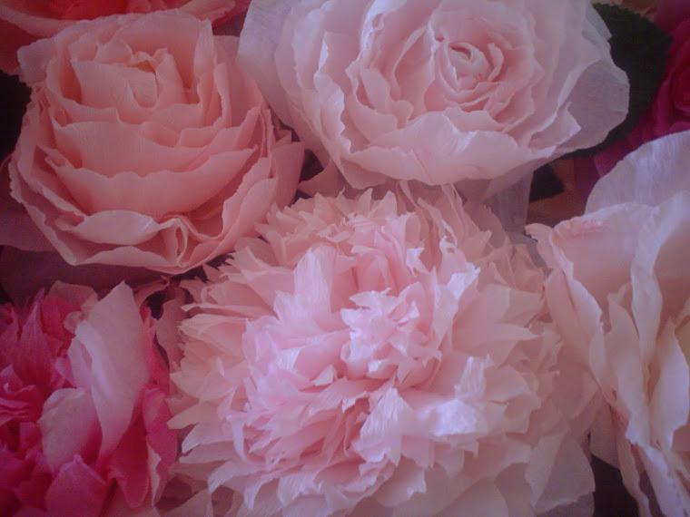 Lovely Fabriquer Rose En Papier #13: Photo Du Net Roses De Papier