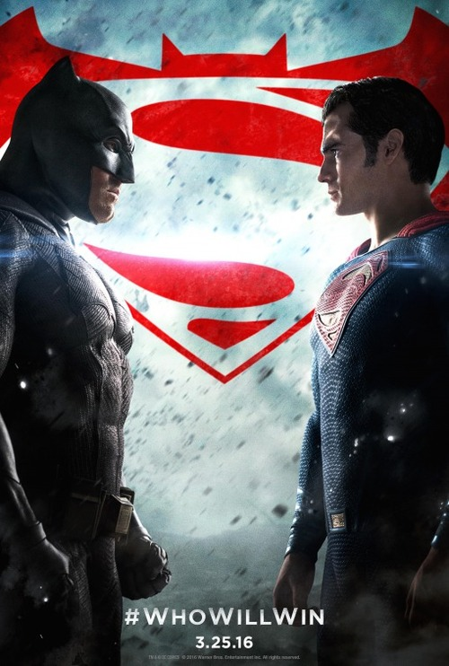 BATMAN V SUPERMAN L'AUBE DE LA JUSTICE - BEN AFFLECK BOX OFFICE 2016