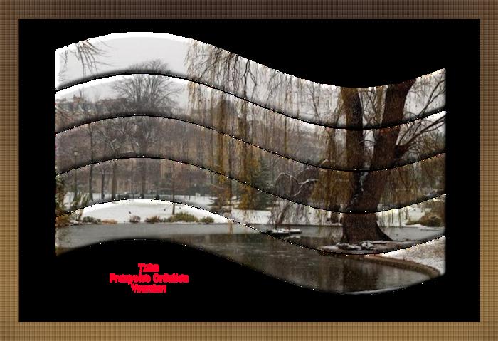 Paysage Hiver (01 à  10 a)