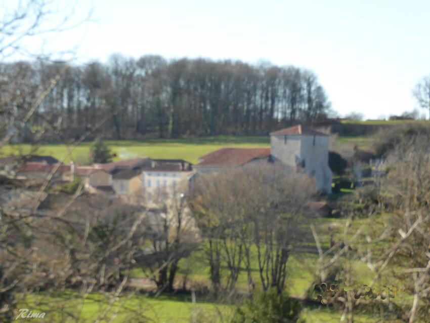 Parzac ,Charente,