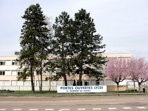 portes ouvertes au lycée Désiré Nisard