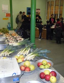 Tout sur les fruits et légumes