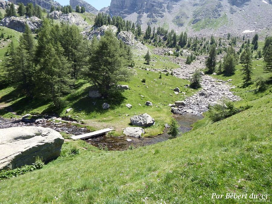 le lac d'Allos dept 04 (4)
