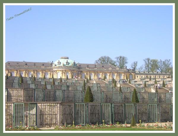 Palais de Sans-Souci