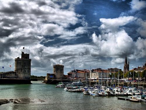 La Rochelle...