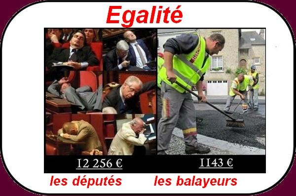 Education, Egalité, Islam, migrants et Ségolène ce sont les infos du lundi.
