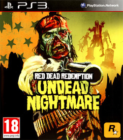 red ded redemption undead nightmare