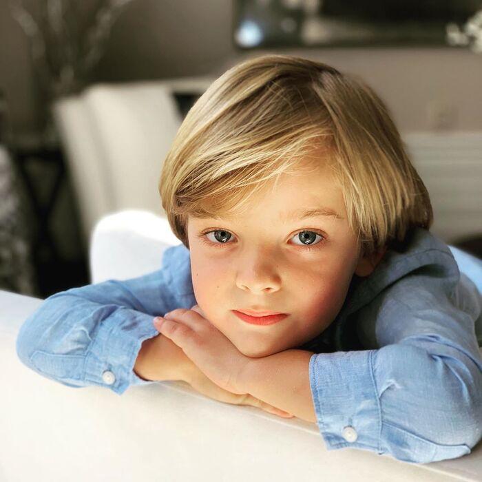 Anniversaire : 4 ans de Nicolas de Suède