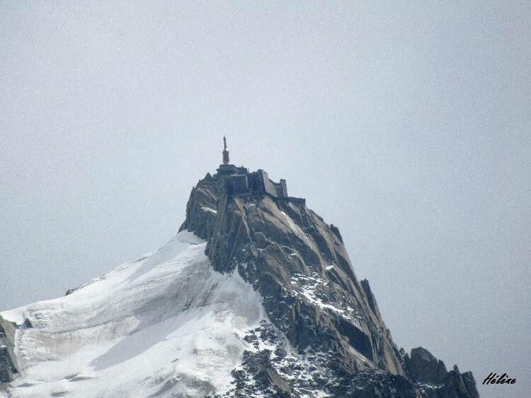 Suite de la visite de Chamonix