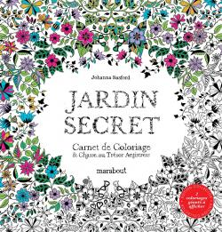 Jardin secret (Marabout)