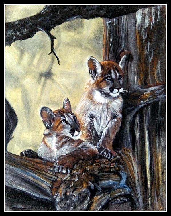 Peinture de : Didier Watrin