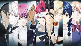 Shokugeki no Soma / Food Wars