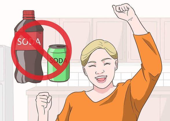 Les boissons gazeuses sucrées endommagent votre corps et nous vous montrons comment
