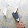 decoller du papier peint