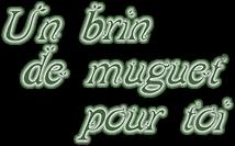 MUGUET D ANTAN