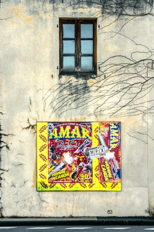 Roanne, rue Pierre Semard, octobre 2014