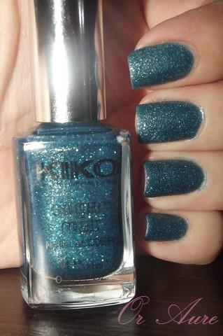 Bleu ou vert? Je sais, bleu-vert !!