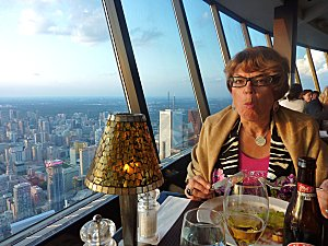 Toronto CN Tower Martine 3