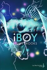 Chronique Iboy de Kévin Brooks