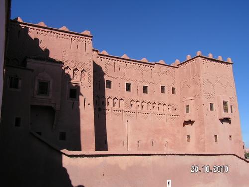 Maroc,balade sur Ouarzazat et les gorges du Dadés !
