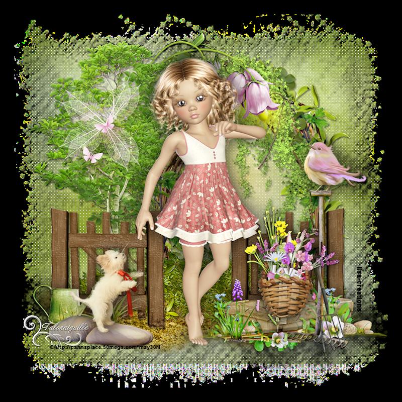 *** Garden Girl Nova ***
