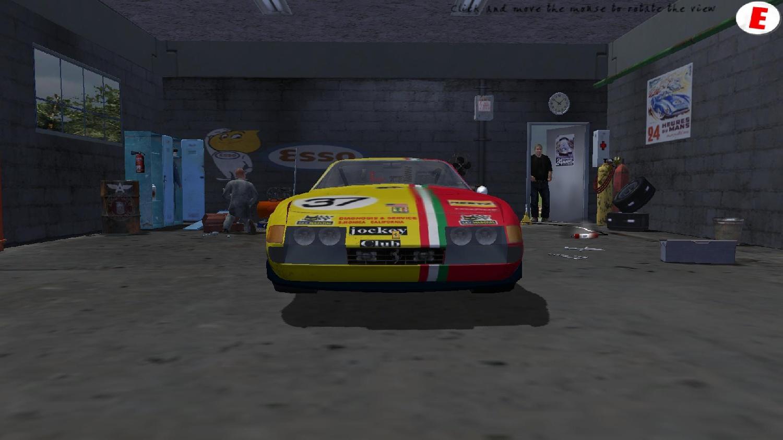Ferrari Daytona GTB/4 LM73