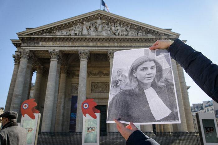 Gisèle Halimi au Panthéon (Suite) : Macron temporise