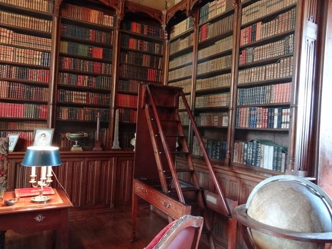 Josselin - Le château - L'intérieur