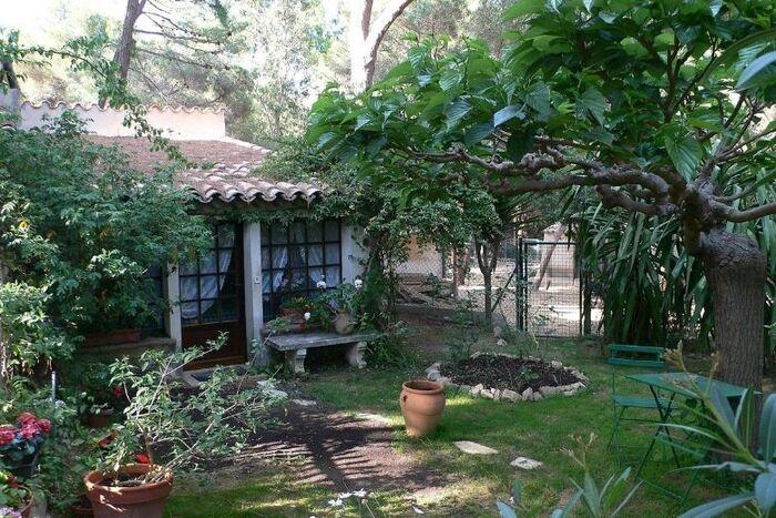 Une vue unique au cœur de la villa de Saint Tropez de Brigitte Bardot
