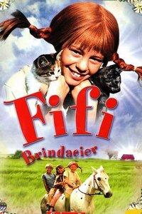 """Fifi Brindacier (1969) : Fifi Brindacier (1969) DVDRiP XviD Complète """"Fifi Brindacier est une drôle de petite fille rousse au visage constellé de taches de rousseur, intrépide, joyeuse et dotée d'une force incroyable.  Fille d'un pirate des mers du Sud, elle vit seule dans une grande maison en compagnie de son singe, Monsieur Dupont, et de son cheval, Oncle Alfred.  Ne connaissant aucune contrainte, elle entraîne ses petits voisins, Annika et Tommy, dans des aventures extraordinaires ...""""----- ... Acteurs : Inger Nilsson, Maria Persson, Pär Sundberg ... Réalisateur : Olle Hellbom Origine : Suède Genre : Aventures pour la jeunesse Durée d'un épisode : 30 min Année de production : 1969"""