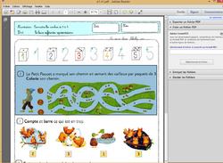 Autour des PDF
