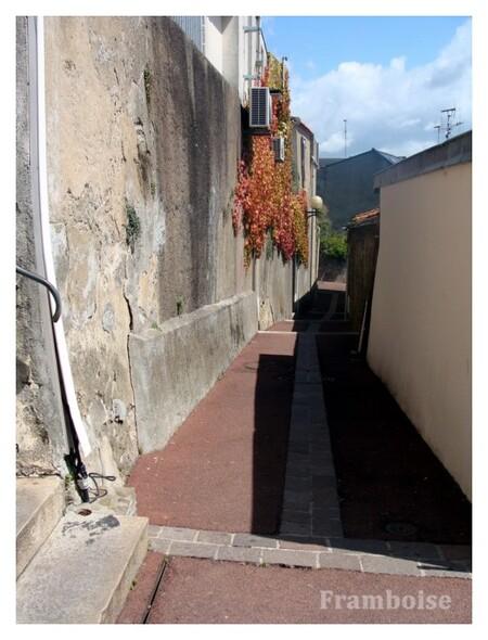 L'Escalier Fouquet à Pornic