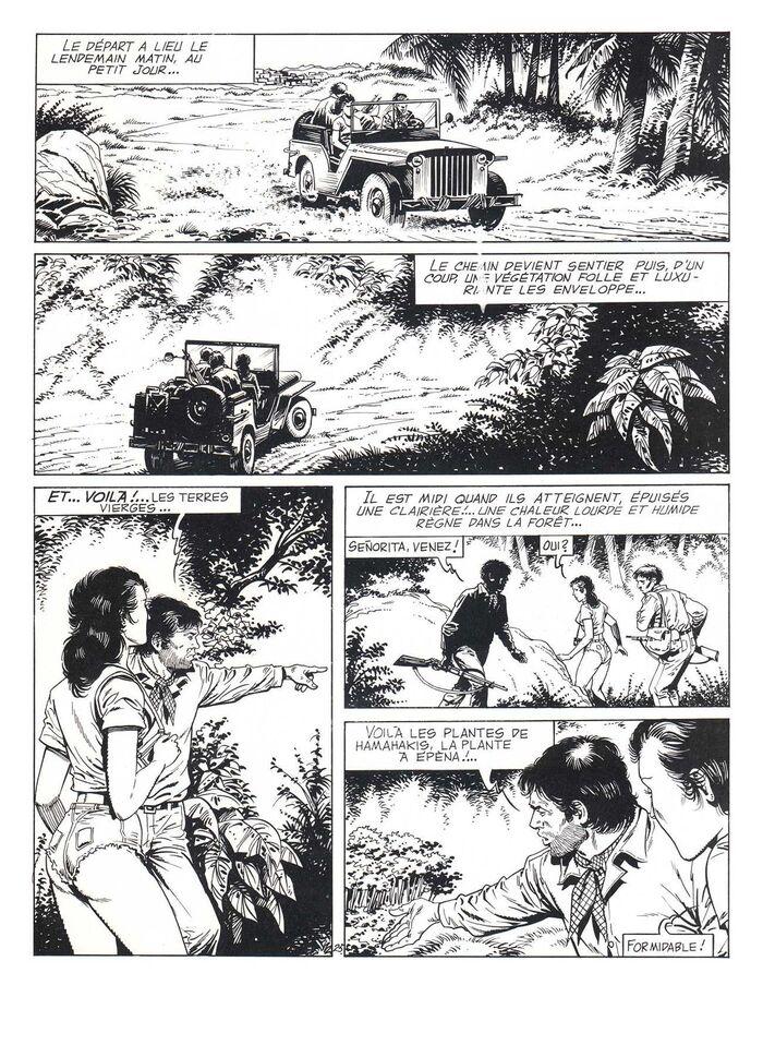 Miss voyage en brousse