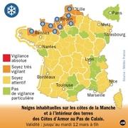 Le Nord-ouest de la France
