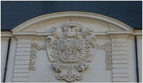 armoirie du chateau de Nantes
