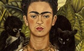 frida kahlo peinture animaux