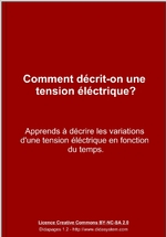 2-Comment visualiser une tension ?