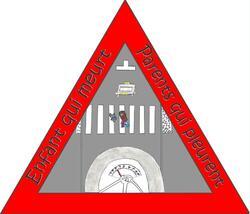 Le panneau de la sécurité routière !