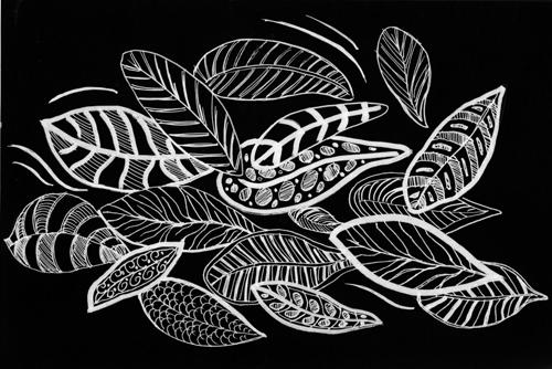 Variation en noir et blanc