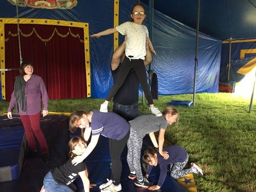 L'école St Jean fait son cirque J2