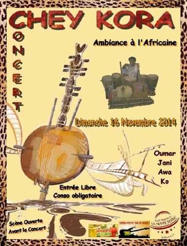 ☆ Concerts Novembre - Les Dimanches